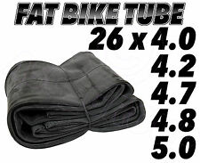 Fat Bike FATBIKE Inner Tube 26 x 4.0 - 5.0 / 4.0 4.2 4.7 4.8 5.0 Presta Valve