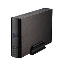 """Caja externa Tooq 3.5"""" Ide/sata negra Usb2.0 - almacenamiento cajas discos du"""