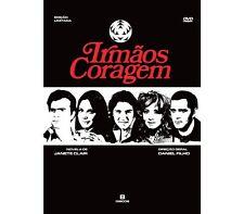 IRMAOS CORAGEM - Irmãos Brand New Brazilian 08 DVDs TV Globo Novela Box