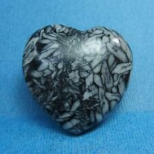Stunning Polished Pinolith Pinolite Puffy Heart Gemstone - Austria