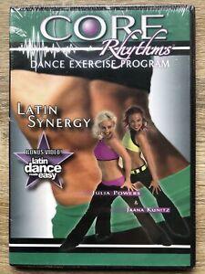 Core Rhythms Dance Exercise Program - Latin Synergy - Loose Weight - Region 2