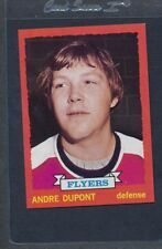 1973/74 Topps #183 Andre Dupont Flyers NM/MT *892