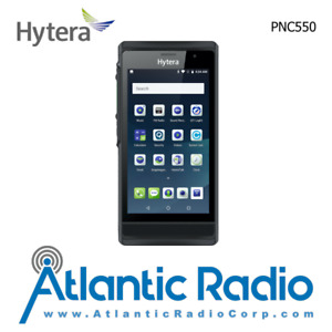 Hytera PNC550 PoC/Wifi Smart Phone - Push to talk over Cellular & Phone Calls