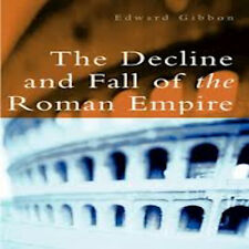 History of the Decline and Fall of the Roman Empire, Edward Gibbon on 1 DVD
