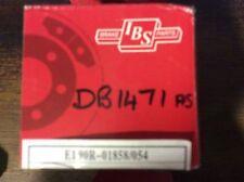 Holden Barina / Combo/Tigra Front Brake Pads DB1471