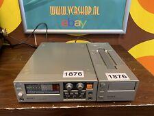 Sony PCM-F1 Digital Audio Processor PAL/SECAM + AC-700 Power Adaptor
