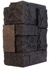 NextStone™ Faux Polyurethane Castle Rock Outside Corner - Onyx (Limited Edition)