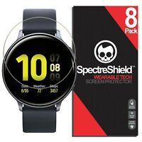 (8-PACK) For Samsung Galaxy Watch Active 2 44mm Screen Protector Spectre Shield