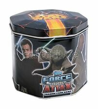 Force Attax Movie Cards 3 - 1 Tin-Box-germano-Star Wars