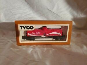Tyco 40' Tank Car Coca-Cola 315L. HO Scale