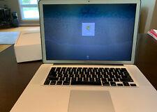 """Apple MacBook Pro 15.4"""" (500GB, Intel Core i7 2nd Gen., 2.20GHz, 8GB) Laptop..."""