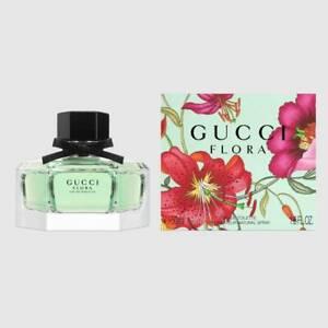 Gucci Flora Eau de Toilette 50ml EDT Brand New Sealed