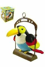 NDB-Animated Talking Toucan ATTO (styles and colors may vary)