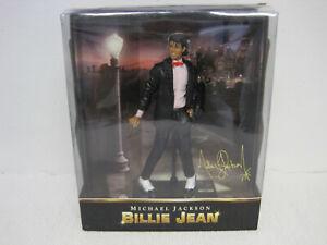 2010 Playmate Toys Michael Jackson Billie Jean Action Figure Sealed #22301