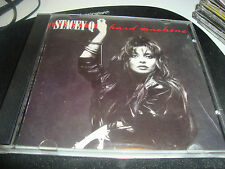RAR CD. STACEY Q. HARD MACHINE. ATLANTIC. 1988. MADE IN JAPAN.