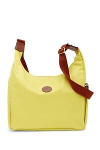 NWOT Longchamp 'Le Pliage' Convertible Hobo Crossbody e Retail $215
