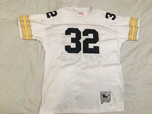 Authentic Franco Harris 1975 Throwback Jersey MITCHELL AND NESS Size 52 Or XL