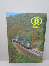 Max Delie : Diesel Belge (SNCB)