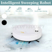 5 IN 1 Sweeping Robot Spray Ultraviolet Auto Vacuum Cleaner Suction Mopping QA