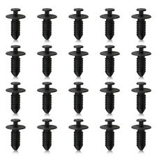 20x Fender Liner Fastener Rivet Push Type Clips Retainer For Mercedes Benz
