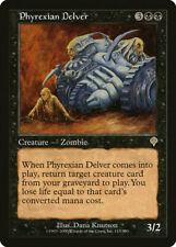 1X FOIL Phyrexian Delver MTG Magic the Gathering INVASION 115/350