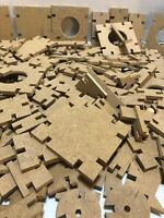 SLOTTO Building Pieces HUGE LOT of over 250 Pieces -Nearly 5 Pounds