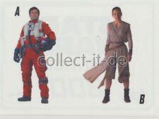 TOPPS-Star Wars Universe-STICKER 300
