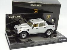 Minichamps 1/43 - Lamborghini LM002  Silver