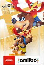 NEW Banjo & Kazooie amiibo (Super Smash Bros) Nintendo Switch
