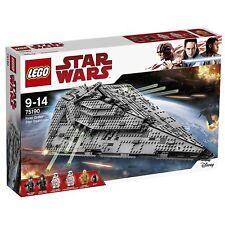 LEGO® Star Wars™ 75190 First Order Star Destroyer™ NEU NEW OVP MISB