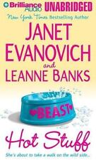 Hot Stuff  Brilliance Audio on Compact Disc  2007 by Evanovich, Janet Ex-library