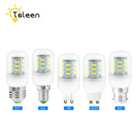 Ultra Bright 5730 SMD LED Corn Bulb Lamp Cool/Warm White E27/GU10/G9 7W Lights