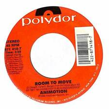 "Animotion - Room To Move - Import - 7"" Record Single"