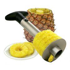 Découpe ananas en métal