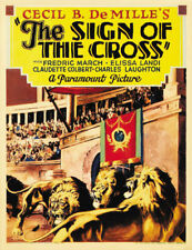 The Sign of the Cross Fredric March movie poster #21