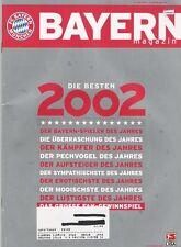 Bayern Magazin 9/54 , Bayern München - Schalke 04 , 14.12..2002