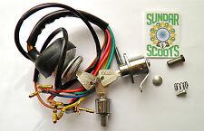 Interruptor de ignición de CA GP./Caja De Herramienta De Dirección cerraduras y clave comunes + Accesorios
