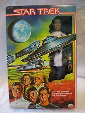 "1979 Mego CAPTAIN KIRK 12"" figure STAR TREK the Motion Picture MIB Shatner nice!"