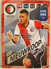 Panini Adrenalyn XL FIFA 365 2018 - #273 Bart Nieuwkoop - Feyenoord Rotterdam