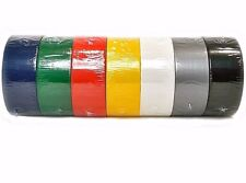 Gewebeband Gaffa 50mm x 50m Klebeband Duct Tape Packband Panzerband Steinband