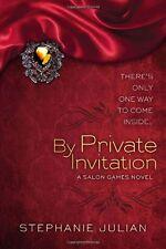 By Private Invitation (A Salon Games Novel)
