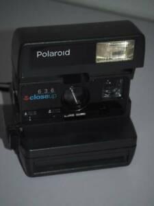 Polaroid 636 Close Up - Sofortbildkamera