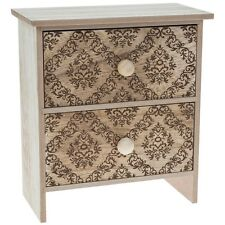 Small Table Top Wooden Chest Of Drawers Trinket Drawers Bedroom Storage NEW