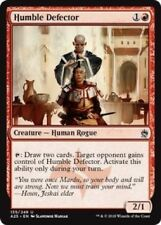 4 x Humble Defector (135/249) - Masters 25 - Uncommon