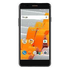 """Wileyfox Spark X 5.5"""" HD Touch (1.3GHz Quad, 16GB ROM, 2GB RAM, 13MP/8MP R/F, WiFi, 4G LTE, Cyanogen 13 ARM Mali-T720, Dual SIM, Android) Smartphone - Black (WFSPX5516-01)"""