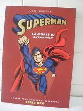 Superman n.5 Serie Oro I classici del fumetto  di Repubblica.  (can)