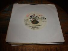 "MARVIN GAYE you sure love to ball ( r&b ) 7""/45 PROMO"