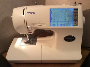 Brother Super Galaxie 2100 Sewing Embroidery Machine