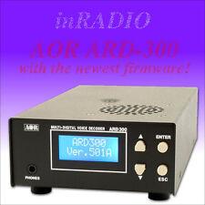 AOR ARD300 DIGITAL VOICE DECODER ARD-300 FOR AR8600 D-STAR NXDN DMR P25 DIGITAL