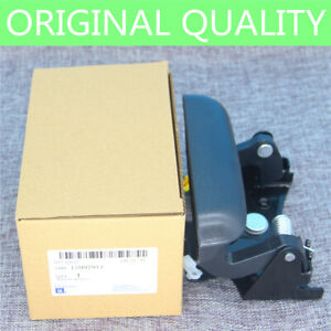 New Black Rear Tailgate Handle Assembly fits 1999-2006 Chevrolet Silverado GMC